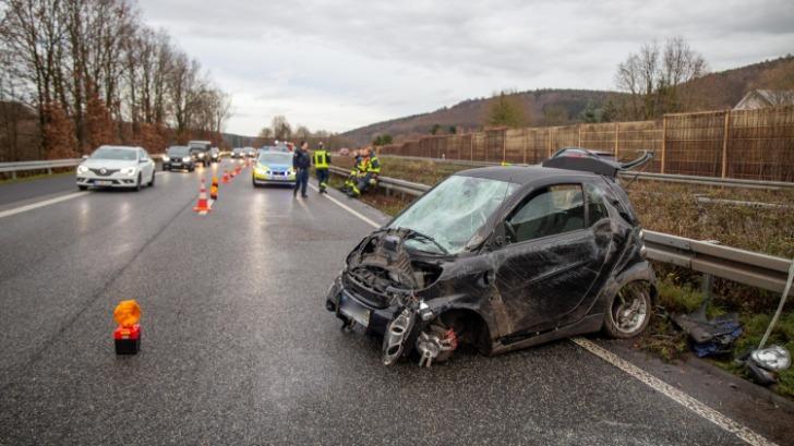 A66 Unfall