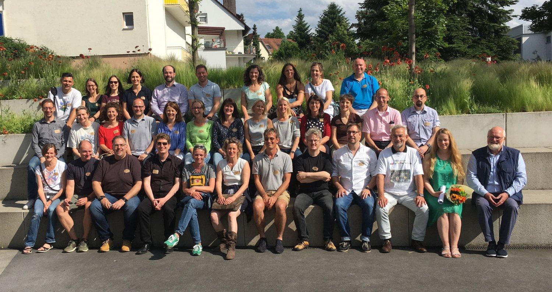 25 Jahre Abitur am Grimmels - Jubiläre kehren an die Schule ...