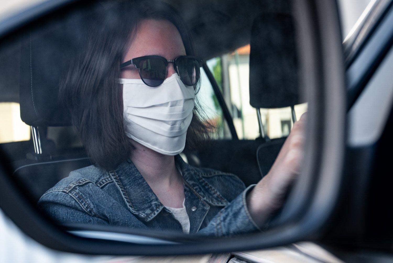 Darf Man Beim Autofahren Eine Maske Tragen