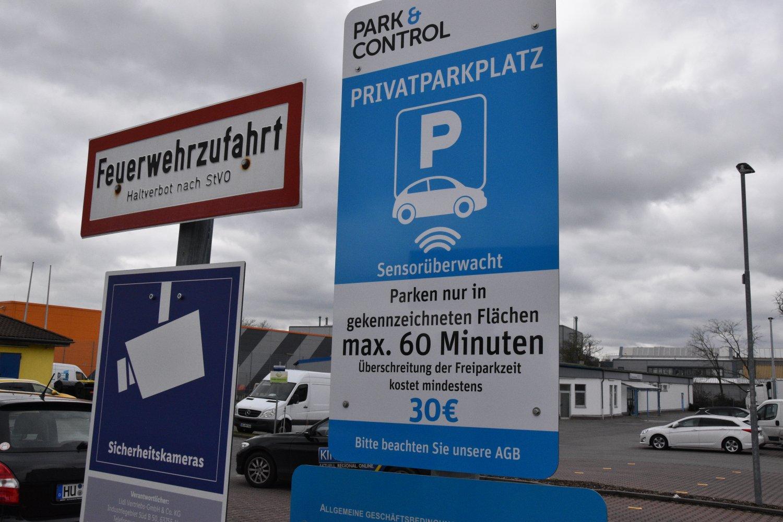 Park And Control Abzocke