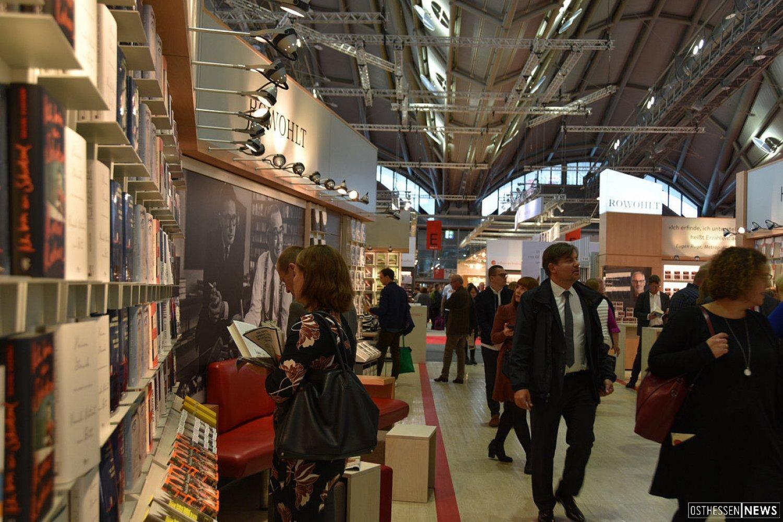 Frankfurter Buchmesse findet statt 2020