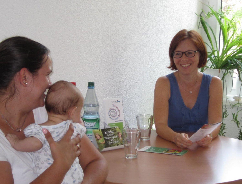 Erste Kinderbetreuung