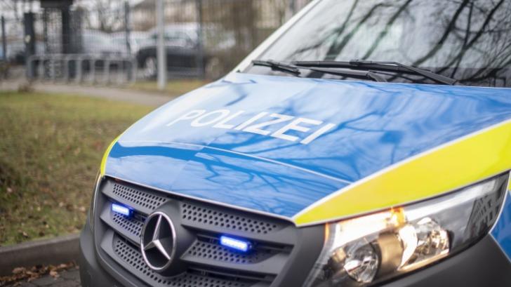 Polizeireport Darmstadt