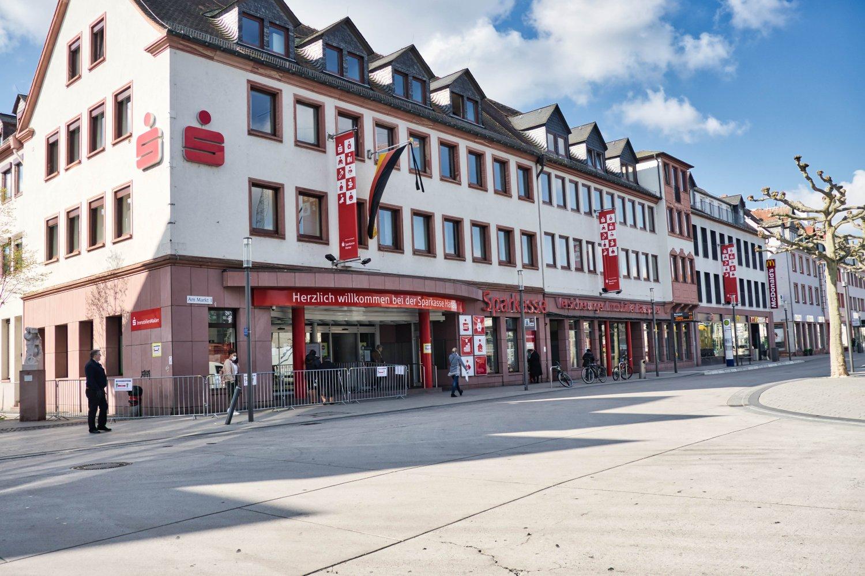 Sparkase Hanau