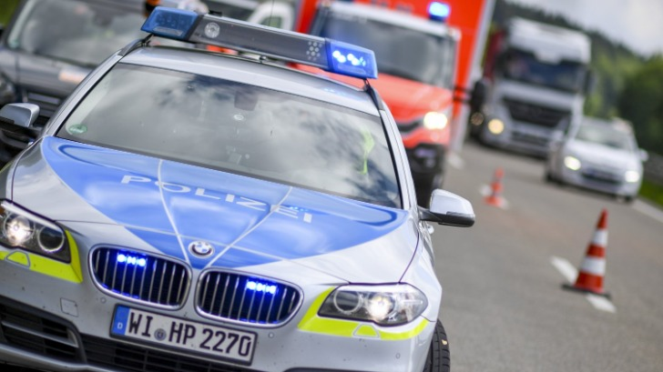 Polizeibericht Maintal