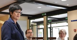 Jutta Schlieker vom Amt für Umwelt, Naturschutz und ländlicher Raum des Main-Kinzig-Kreises möchte sowohl dem Naturschutz als auch der Landwirtschaft gerecht werden.