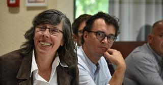 Susanne Hufmann, Geschäftsführerin und Projektleiterin des GNA e.V.