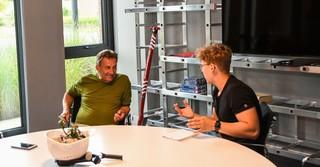 Im Gespräch mit O|N-Reporter Julius Böhm