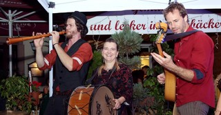 Spellbound belegte den zweiten Platz und sicherte sich 500 Euro Preisgeld.