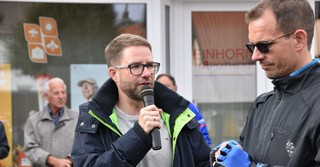 Landrat Thorsten Stolz