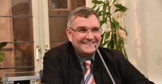 Bürgermeister Malte Jörg Uffeln.