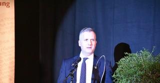 Laudator Dr. Florian Balke von der FAZ