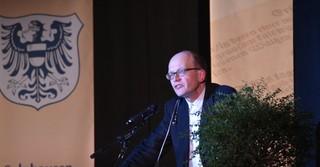 Laudator Andreas Platthaus von der FAZ