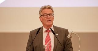 Winfried Ottmann bezeichnet den Mittelstandspreis als 'Highlight für Unternehmer'.