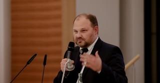 Jens Hof, Vorsitzender der Bewertungskommission.