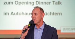 Moderator Markus Kosiedowski