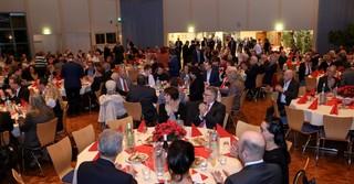 Rund 300 Gäste beim Neujahrsempfang der SPD Main-Kinzig.