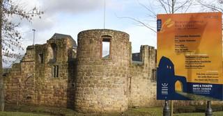 Die Burgfestspiele sind weit über die Stadtgrenzen hinaus bekannt