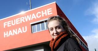 Unsere sechste Station die Feuerwehr Hanau auf Wache 1