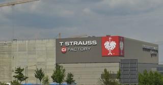 Engelbert Strauss hat an der A 66 bei Schlüchtern ein riesiges neues Werk und Logistikzentrum gebaut