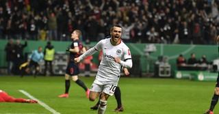 Will für die nächste Europapokal-Party der Eintracht sorgen: Filip Kostic
