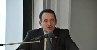 Hessens Kultusminister Prof. Dr. R. Alexander Lorz.