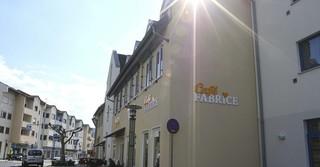 Das Café Fabrice in Schlüchtern