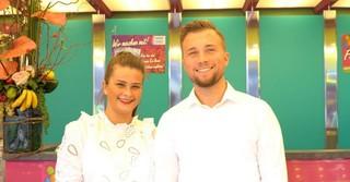 Lisa und Wolfgang Eiserloh (Kinder von Wolfgang und Yvonne Eiserloh)