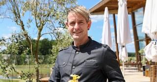Chefkoch Marc Lofink legt wert auf hochwertige Zutaten und Produkte.