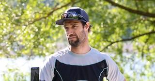 Moritz Martin ist zweifacher deutscher Meister im Stand Up Paddling.