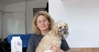 Seit fast 30 Jahren arbeitet Tierheim-Leiterin Corina Wink im Tierheim Gelnhausen.