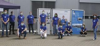 Auch viele Auszubildende beteiligten sich am Informationstag am Samstag in Wächtersbach