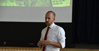 Bürgermeister Dominik Brasch