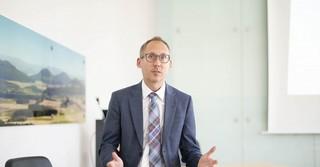 Gesundheitsminister Kai Klose