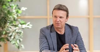 Carsten Röhrs, Geschäftsführer der Haspa BGM.