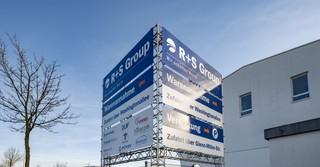 Der Hauptsitz des Unternehmens befindet sich im Fuldaer Münsterfeld.