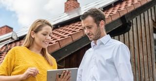 Vorab werden bei Ihnen zuhause die technischen Gegebenheiten geprüft