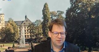 Oberbürgermeister der Stadt Fulda, Dr. Heiko Wingenfeld.