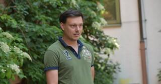 Schausteller Tobias Göbel