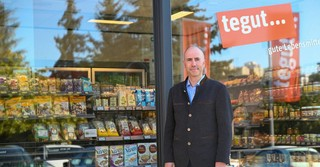 Tegut-Geschäftsführer Thomas Gutberlet lehnte jede Verhandlung mit Kriminellen ab