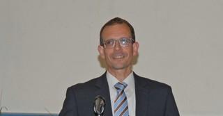 Bürgermeister Carsten Ullrich.