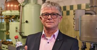 Gerhard Bub: Langjähriger Verkaufsleiter und Prokurist. Er ging nach über 44 Jahren in den wohlverdienten Ruhestand.