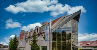 Die Zentrale von Förstina-Sprudel in Eichenzell-Lütter. Archivfotos: O N/ Martin Engel/ Hendrik Urbin - Archivfotos: O N/ Martin Engel/ Hendrik Urbin