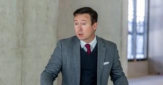 Bürgermeister Matthias Möller