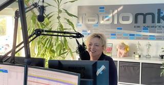 Ute Metzler im Interview bei radiomkw.fm