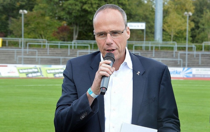Innen- und Sportminister Peter Beuth.