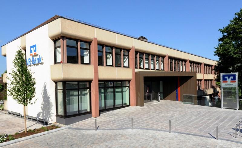 Die Hauptstelle in Gelnhausen