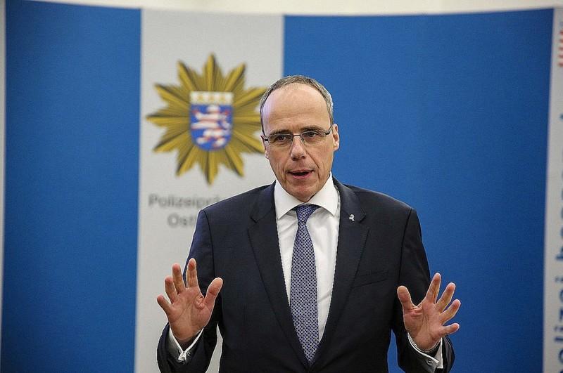 Innenminister Peter Beuth gab das am Donnerstag bei einer Pressekonferenz bekannt