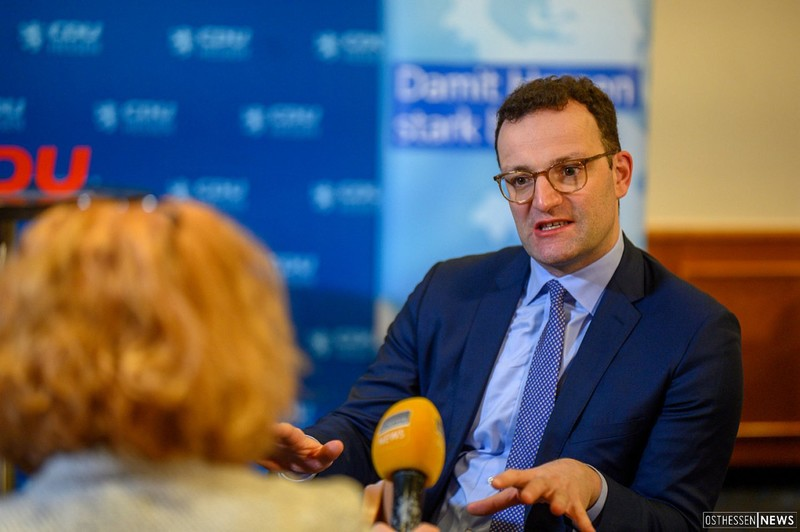 Bundesgesundheitsminister Jens Spahn. - Archivfoto: Kinzig.News