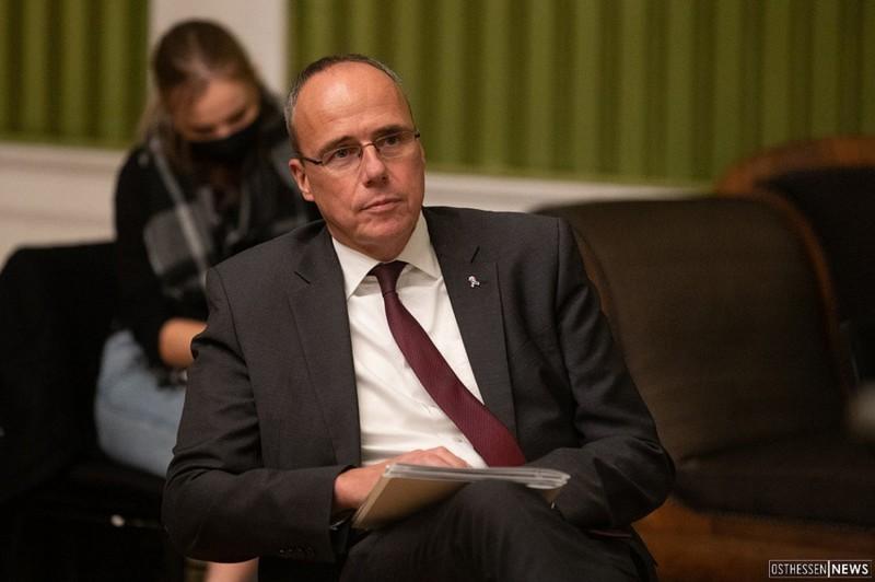 Der hessische Innenminister Peter Beuth Archivfoto: O|N/Martin Engel